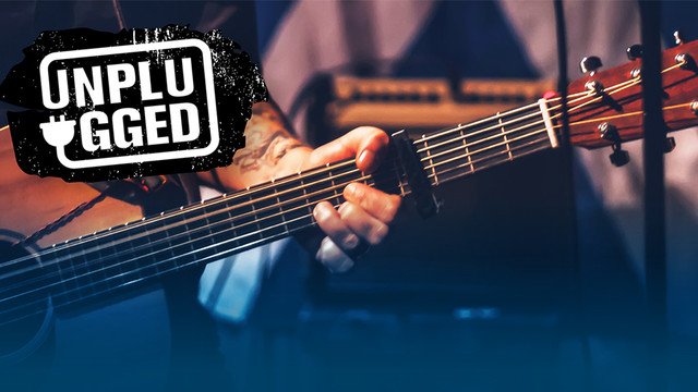 Live Unplugged Guitar